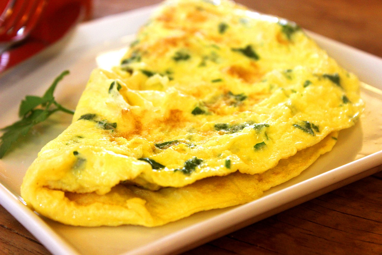 OMELET READY TO EAT